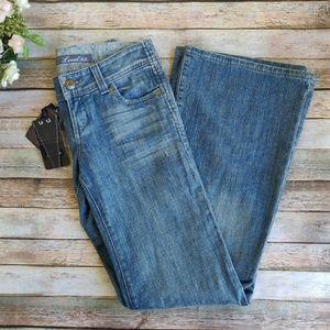 New Level 99 Flare Medium Wash Jeans